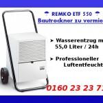 REMKO 550 Bautrockner – 2