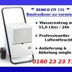 REMKO 550 Bautrockner1